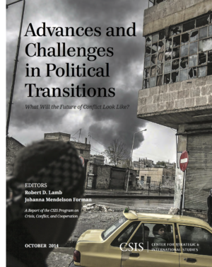 Advances and Challenges in Political Transitions